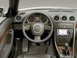 audi convertible interior car picker audi a4 cabriolet interior images