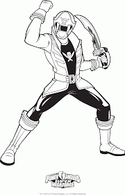 megaforce power rangers coloring pages printable coloring home
