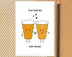 whisky card birthday card funny card whiskey anniversary