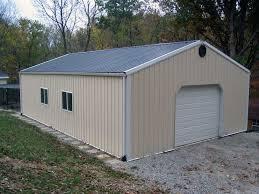 30 u0027 x 40 u0027 x 16 u0027 garage at menards pole barns pinterest barn