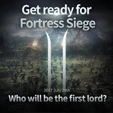 fortress siege fortress siege is coming lineage 2 revolution