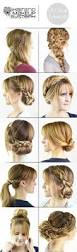 medium length hairstyles with braids 57 best updos for medium length hair images on pinterest make up