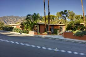 Midcentury Modern House - steve mcqueen u0027s former midcentury modern house in palm springs is