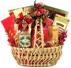 christmas baskets before christmas gift basket