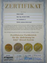 Hausbau Hauskauf Zertifikat Kellerabdichtung Vorteil Bei Wertermittlung