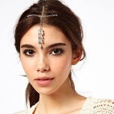 headpiece jewelry vintage forehead jewelry indian headpieces hair butterfly