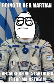 Astronaut Meme - hipster astronaut by frank6195pedro meme center
