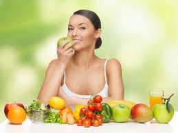 a healthy diet is essential to younger looking skin yns