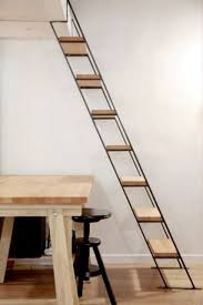 attic stairs halfway open for comfy space home design studio
