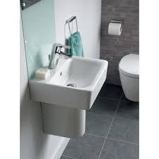 ideal standard concept cube 55cm short projection basin uk bathrooms