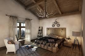 chambre montagne déco chalet montagne une centaine d idées pour la chambre à coucher