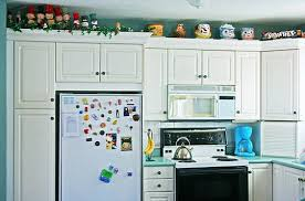 Apartment Therapy Kitchen Cabinets Question That Weird Space Above The Kitchen Cabinet Apartment