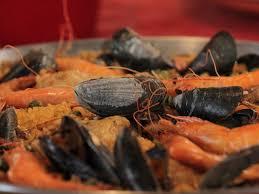 vivolta tv cote cuisine recette de la paella express