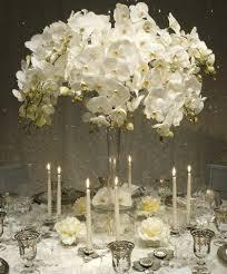 wedding centerpiece white winter wedding centerpiece ideas ipunya