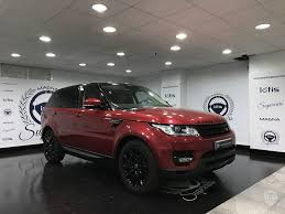 land rover ranch 2015 land rover range rover sport in marbella spain for sale on