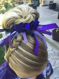 gymnastics picture hair style gymnastics hair braids hair pinterest gymnastics hair