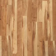 Lamination Floor Shop Style Selections 8 07 In W X 3 97 Ft L Natural Maple Smooth