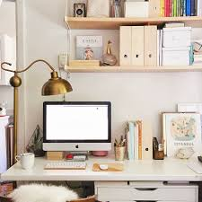 Organized Desks Seven Adorable Office Supply Items Organization Junkies Will