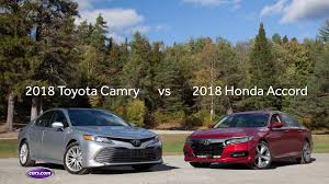 2018 honda accord vs 2018 toyota camry news cars com