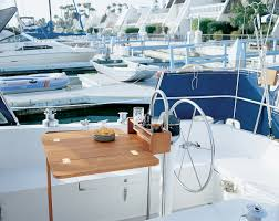 boat tables for cockpit teak boat cabin and deck accessories bosun supplies bosun supplies