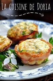 cuisine de doria nids à la pancetta et fromage de chèvre la cuisine de doria