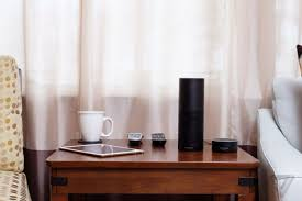 Amazon Living Room Curtains Amazon Echo Dot Review Here Comes The Alexa Army The Verge
