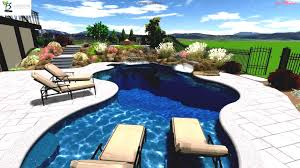 Small Garden Pool Ideas Small Backyard Pool Home Design Landscaping Ideas On A Budget