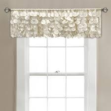 amazon com lush decor gigi valance window curtin 14