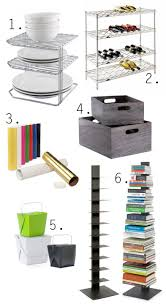 Container Store Bookcase Design Muse January 2011