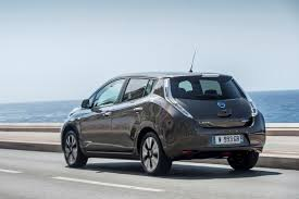 nissan leaf ad 2016my nissan leaf covers up to 250 km on a single charge with new