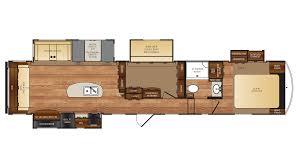 Dealer Floor Plan Rates by 2018 Forest River Wildcat 38mbx Floor Plan