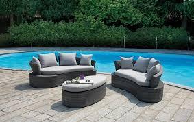 divanetti rattan set divanetto giardino senigallia 2 divani onda tavolino cuscini