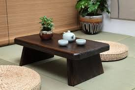 traditional japanese dinner table japanese antique tea table rectangle 60 35cm paulownia wood
