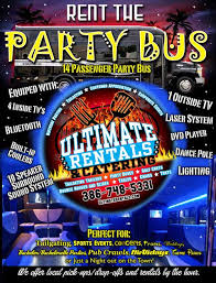 local party rentals party ultimate rentals catering