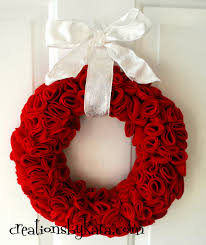 valentines wreaths s day wreath creations by kara