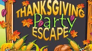 solved thanksgiving escape walkthrough