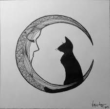 cat moon val riquelme