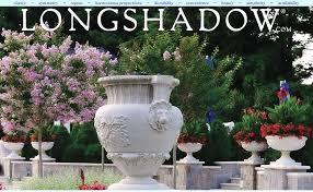 longshadow planters garden ornaments
