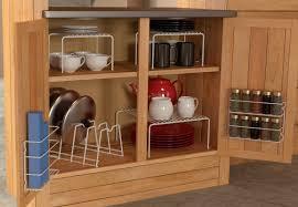 kitchen organizer ideas kitchen grayline cabinet organizer set white winsome