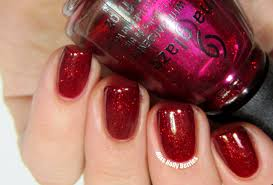 china glaze u201cruby pumps u201d misshollyberries