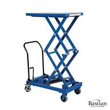 vestil premium scissor lift cart 40