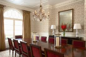 emejing dining room wallpaper photos home design ideas
