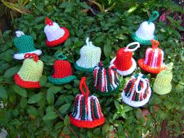 free christmas decoration knitting patterns melsnattyknits