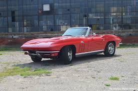 1966 corvette roadster 1966 chevrolet corvette 427 425hp 4 speed roadster for sale from