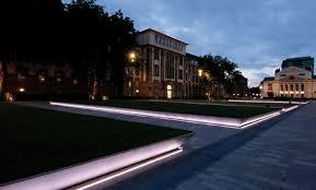 illuminazione a pavimento barra led per piscine 02 barre led ilbl0002 virdem