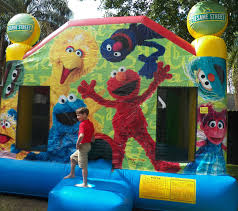 elmo halloween inflatable sesame street party sesame street party that party