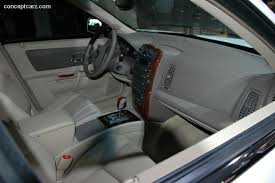 06 cadillac srx 2006 cadillac srx pictures history value research