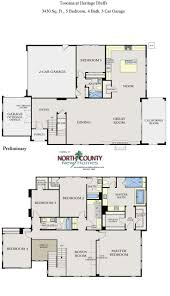 Floor Plan For New Homes by 308 Best New Home Floor Plans In North County San Diego Images On