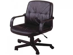 Executive Brown Leather Office Chairs Computer Desk For Home Office Computer Desk Chairs Leather Is Also