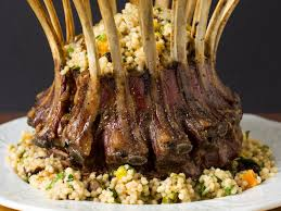 Rack Of Lamb On Grill The Foolproof Way To Cook Crown Roast Of Lamb Serious Eats
